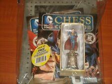 ULTRAMAN #65 Black King 3-Player ChessBoard DC Chess Collection Eaglemoss Marvel