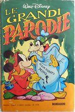I CLASSICI DI WALT DISNEY N.1 1977 LE GRANDI PARODIE