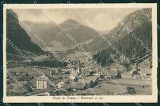 Trento Canazei Valle di Fassa cartolina QT4951