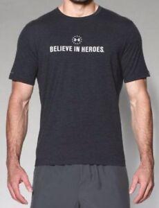 Under Armour * UA Tactical Gear WWP Black Tshirt for Men