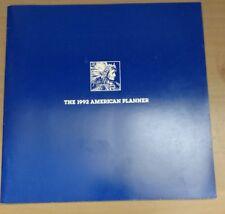 The 1992 American Tobacco Company Planner