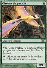 *MRM* FR Oiseaux de Paradis / Birds of Paradis MTG 10th edition