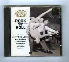ROCK 'N' ROLL CD (NEW) VERY BEST OF SUN RECORDS J.L.LEWIS R. ORBISON C.PERKINS