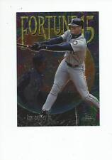 KEN GRIFFEY JR 1999 Topps Chrome Fortune 15 card #FF5 Seattle Mariners NR MT