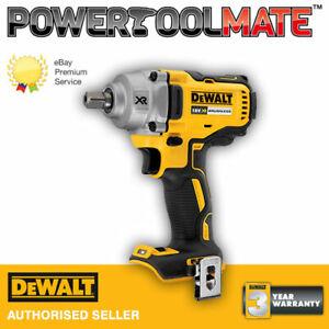 "DeWalt DCF894N 18V XR Brushless 1/2"" Compact High Torque Wrench"
