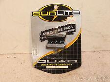 Sunlite threaded BMX brake pads-1 pair