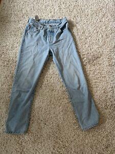 levis jeans 501 damen W25 L26