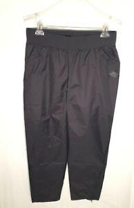 Adidas Women's (Large) Adizero AZ Dark Gray Rain Pants S96489 Running $177 Off