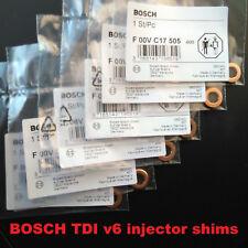 Diesel fuel nozzle holder Shim F 00v c17 505 f00vc17505 046130219a