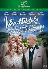 Vier Mädels aus der Wachau (Alice & Ellen Kessler, Hans Moser) DVD NEU + OVP!