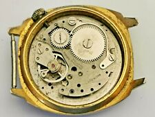 BFG Cal 866 Watch Movement for Repair, Interpol Dial / Hands / Case