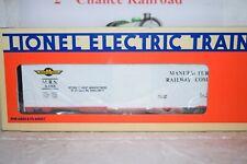 O Scale Trains Lionel  Manufacturers Railway Box Car 9483