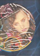 "CULTURE CLUB ""Colour By Numbers"" 1983 Virgin Picture Vinyl LP"