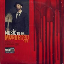 Eminem - Music To Be Murdered By [New Vinyl LP] Explicit, Colored Vinyl