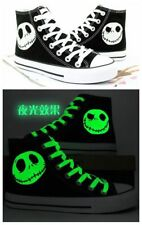 New! The Nightmare Before Christmas Jack Skellington personality canvas shoes