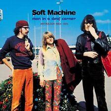 Soft Machine Man In A Deaf Corner Anthology 1963-1970 2-CD NEW SEALED
