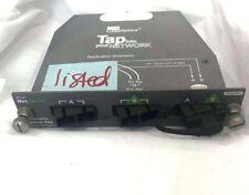 NetOptics 960420G-30/62.5um GigaBit Fiber optic Splitter Tap