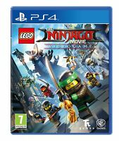 Lego Ninjago Movie Game Videogame Sony Playstation 4 PS4 Game