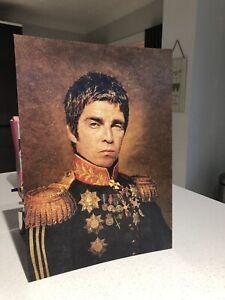 Liam Gallagher Renaissance Adidas Spezial A3 art Print Limited Edition Spzl