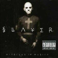 CD musicali metal hard rock Slayer
