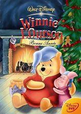 DVD Disney WINNIE L'OURSON BONNE ANNÉE