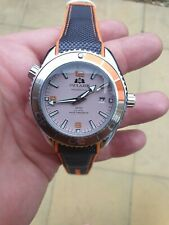 Mens Automatic Mechanical 007  homage watch seamaster planet ocean submariner