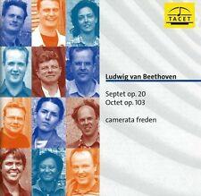 Camerata Freden, Ludwig van Beethoven - Sextet & Octet [New CD]