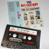 THE HIT FACTORY VOL 2 PWL THOMSUN IMPORT CASSETTE TAPE ALBUM SAUDI ARABIA