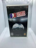 World Tour Soccer - PSP - Complete With Instructions