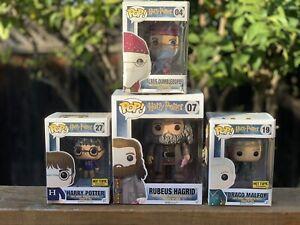 Mixed Lot Of Harry Potter Funko lot