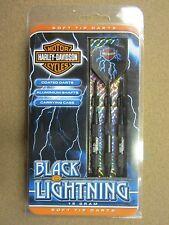 Harley Davidson Black Lightning 18g Soft Tip Darts 60241 w/ FREE shipping