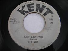 B. B. King Hully Gully Twist / Gonna Miss You Around Here 1962 45rpm