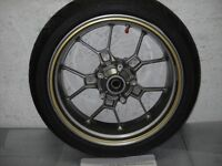 CERCHIO RUOTA POSTERIORE SENZA PNEUMATICO rear wheel for APRILIA MANA 850 2008