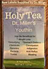 Dr Millers Holy Tea - HUGE SALE!!! 1 Month Supply = TOTAL 8 Bags + FREE S/H WOW!