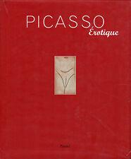 Picasso Erotique. A cura di Jean Clair. Prestel. 2001. SLB26