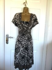 "FABULOUS SMART CASUAL DRESS BY ROCHA JOHN ROCHA UK-14 BUST 40""  LENGTH 41"""