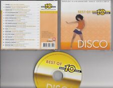 BEST OF RADIO 10 GOLD 2006 DISCO CD  DISKY Maze Loose Ends Ashford & Simpson