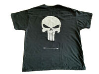 Rare Vintage Marvel Comics Punisher TShirt Sz XL THQ VIDEO GAME PROMO VHTF TEE