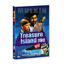 Treasure Island (1950) DVD - Robert Newton  (New *Sealed *All Region)