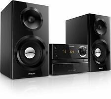 Philips MICRO MUSIC HIFI Compact System MCM2350/12 Stereo 70W Black USB