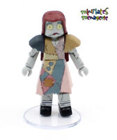 Nightmare Before Christmas Minimates Halloween Town Sally the Rag Doll