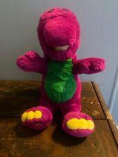 New ListingBarney Plush Puppett Vintage 90s Purple Dinosaur
