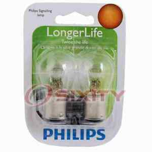 Philips Rear Turn Signal Light Bulb for Kia Spectra 2004 Electrical Lighting cp