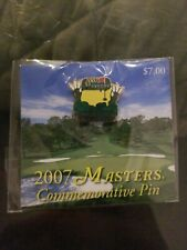 2006 Augusta MASTERS COMMEMORATIVE PIN HOLE #6 Juniper Phil Mickelson New!