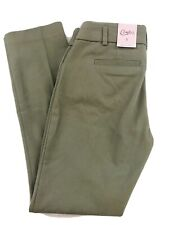 NWT Candies's Audrey Ankle Olive Skinny Pants Size 3