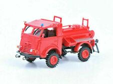 1:87 RENAULT POMPIER CITERNE truck tank ready built handmade Wespe Models 87115