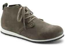 BIRKENSTOCK Dundee Plus Taupe Suede Fashion Sneakers Shoes EU 43 Men's 10 US New