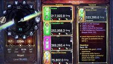 PS4 Diablo 3 Ros (SOFCORE) Wizard modded gear more than 16 bilion DPS ...