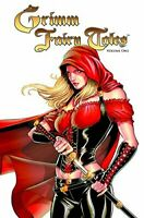 Grimm Fairy Tales Volume 1 (Grimm Fairy Tales Gra... by Tedesco, Ralph Paperback