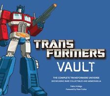 Transformers Vault: Showcasing Rare Collectibles and Memorabilia New Hardcover B